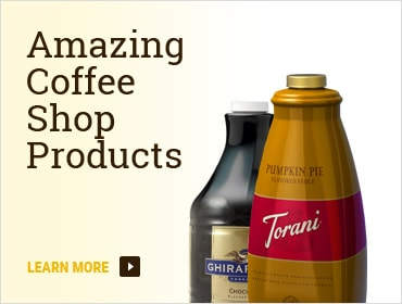 Coffee Shop Products