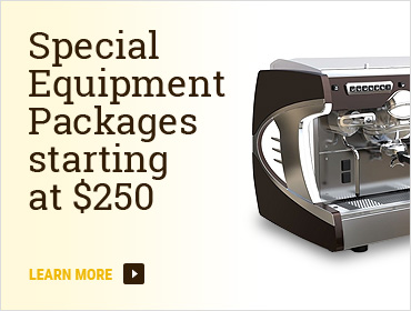 Coffee Shop Equipment Packages